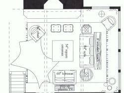 Family Room Plan 1